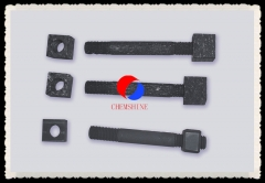 M16 Carbon Fiber Composite Tensile Strength Nut for sale