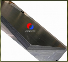 Rigid 10mm Thickness Carbon Fiber Felt Board Insulation Sheet