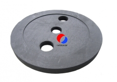 PAN Based Graphite Rigid Felt Ring Shape Board for sale