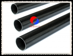 carbon graphite tube