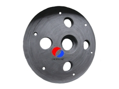100% Rigid Carbon Fibre Graphite Felt Ring Board or Plate as Furnace Chassis for sale