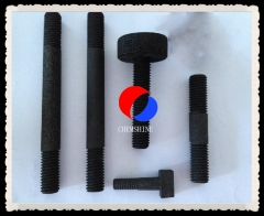 carbon bolt and nut