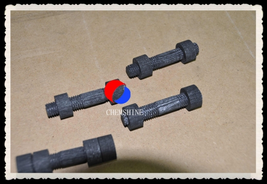 The Specific Heat of Carbon Carbon Composite Bolt and Nut for sale