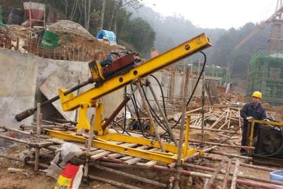 DMY-60 hydraulic impact anchoring drill for sale