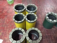 Boart Longyear Specification PQ drill bit PQ imp. diamond core bit
