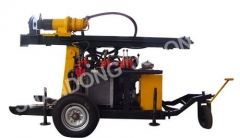 HZ-150A air water well drilling rig