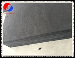 25MM Thick Rayon Based Thermal Insulation Graphite Felt Board