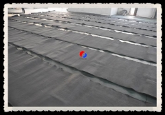 3MM Thick Rayon Based Flexible Carbon Fiber Felt