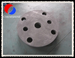 40MM Thick Rayon Based Hard Graphite Felt Board for sale