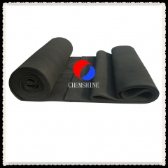 12MM Thick Rayon Based Flexible Carbon Fiber Felt