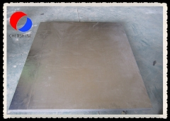 Rayon Based Hard Graphite Thermal Insulation Felt Board