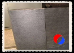 10MM Thick Rayon Based Flexible Graphite Felt