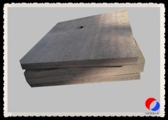 45MM Thick Rayon Based Hard Graphite Felt Board for sale