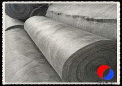 5MM Thick Rayon Based Soft Graphite Felt for Heat Treatment Furnace
