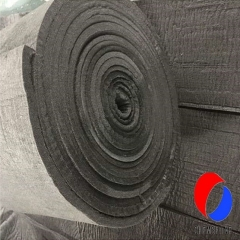10MM Thick PAN Based Flexible Carbon Fiber Felt